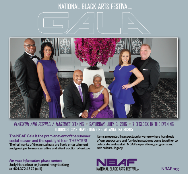 national black arts festival gala