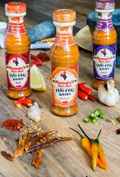 Nando's PERI-PERI Sauce