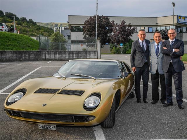 M. Reggiani, GP Dallara, S. Domenicali