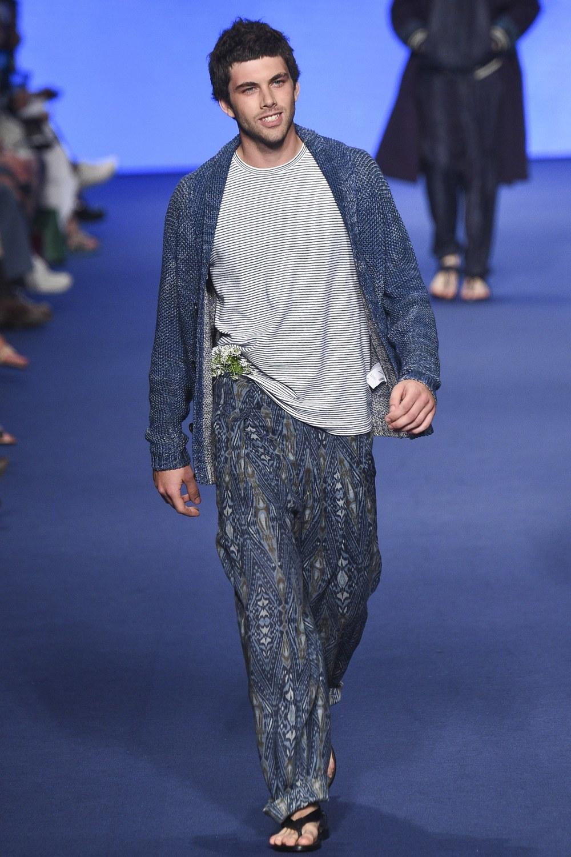 Etro Spring 2017 Menswear