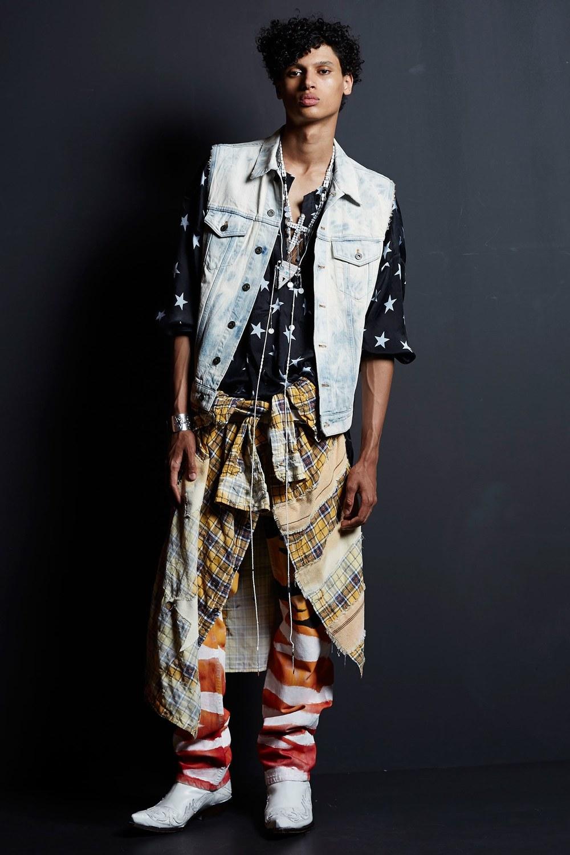 Faith Connexion Spring 2017 Menswear