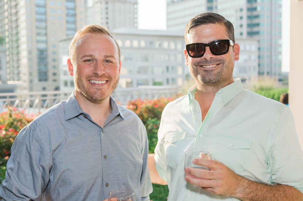 Eric Van De Steeg & Chad Shearer