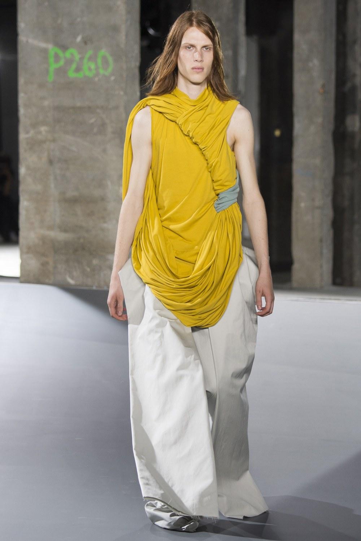 Rick Owens Spring 2017 Menswear