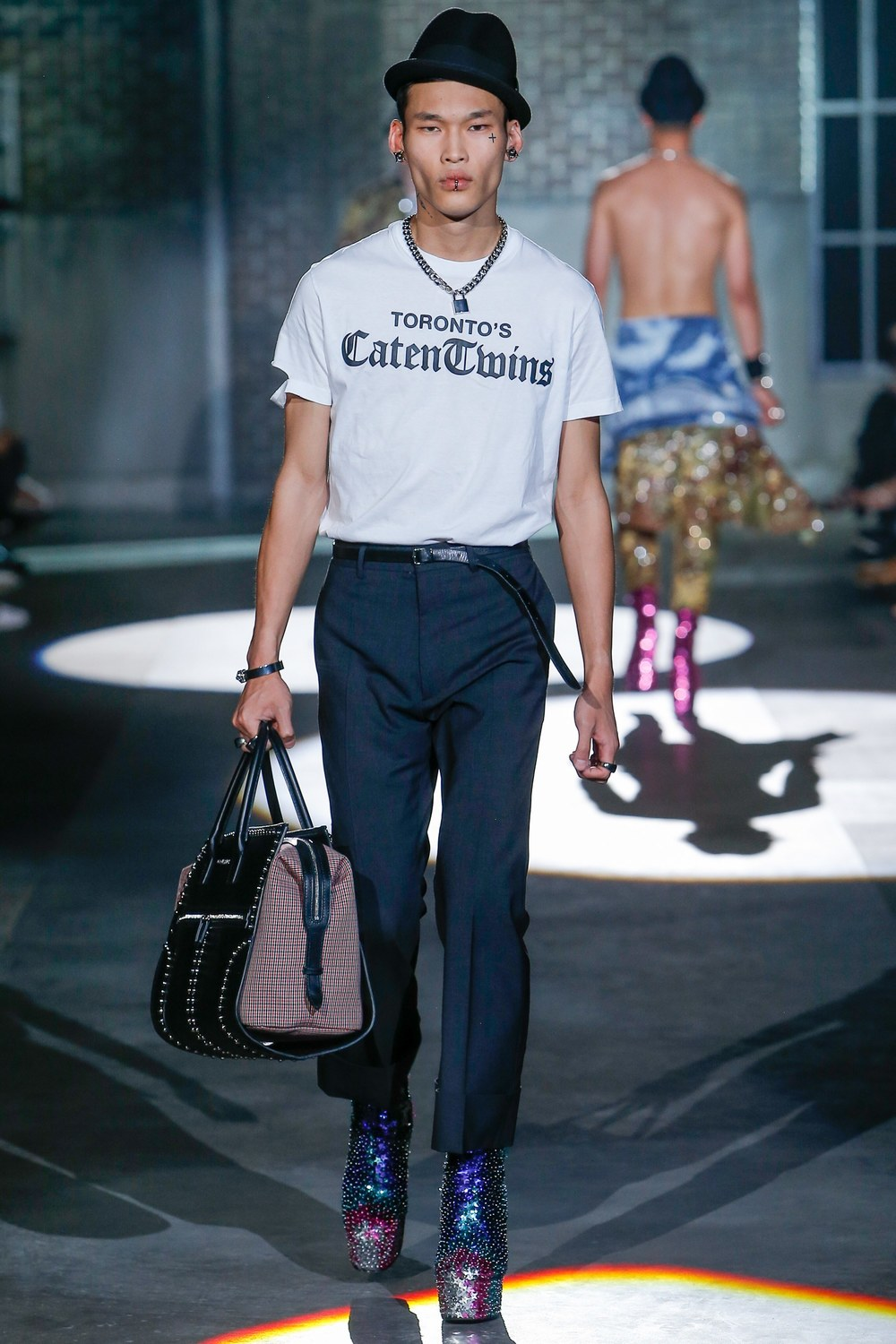 Dsquared2 Spring 2017 Menswear