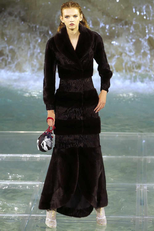 FENDI Fall 2016 Couture