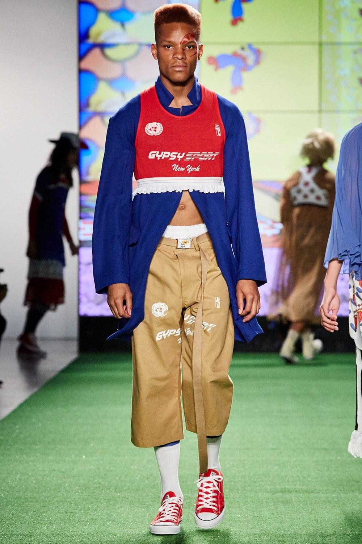 Gypsy Sport Spring 2017 Menswear NYFWM