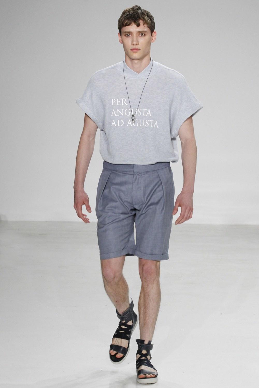 Cadet Spring 2017 Menswear NYFWM