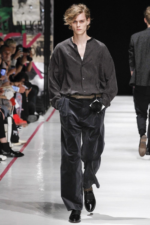 Robert Geller Spring 2017 Menswear NYFWM