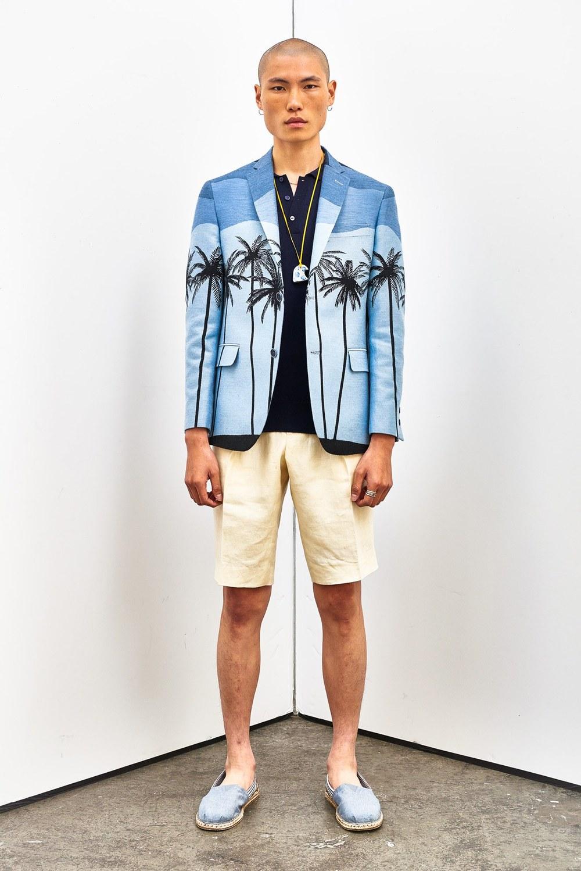 David Hart Spring 2017 Menswear NYFWM