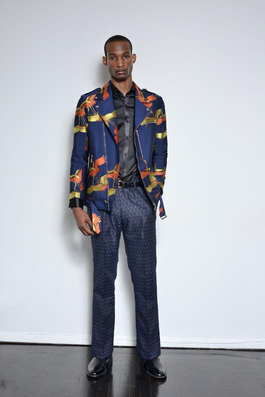 Malan Breton Spring 2017 Menswear NYFWM