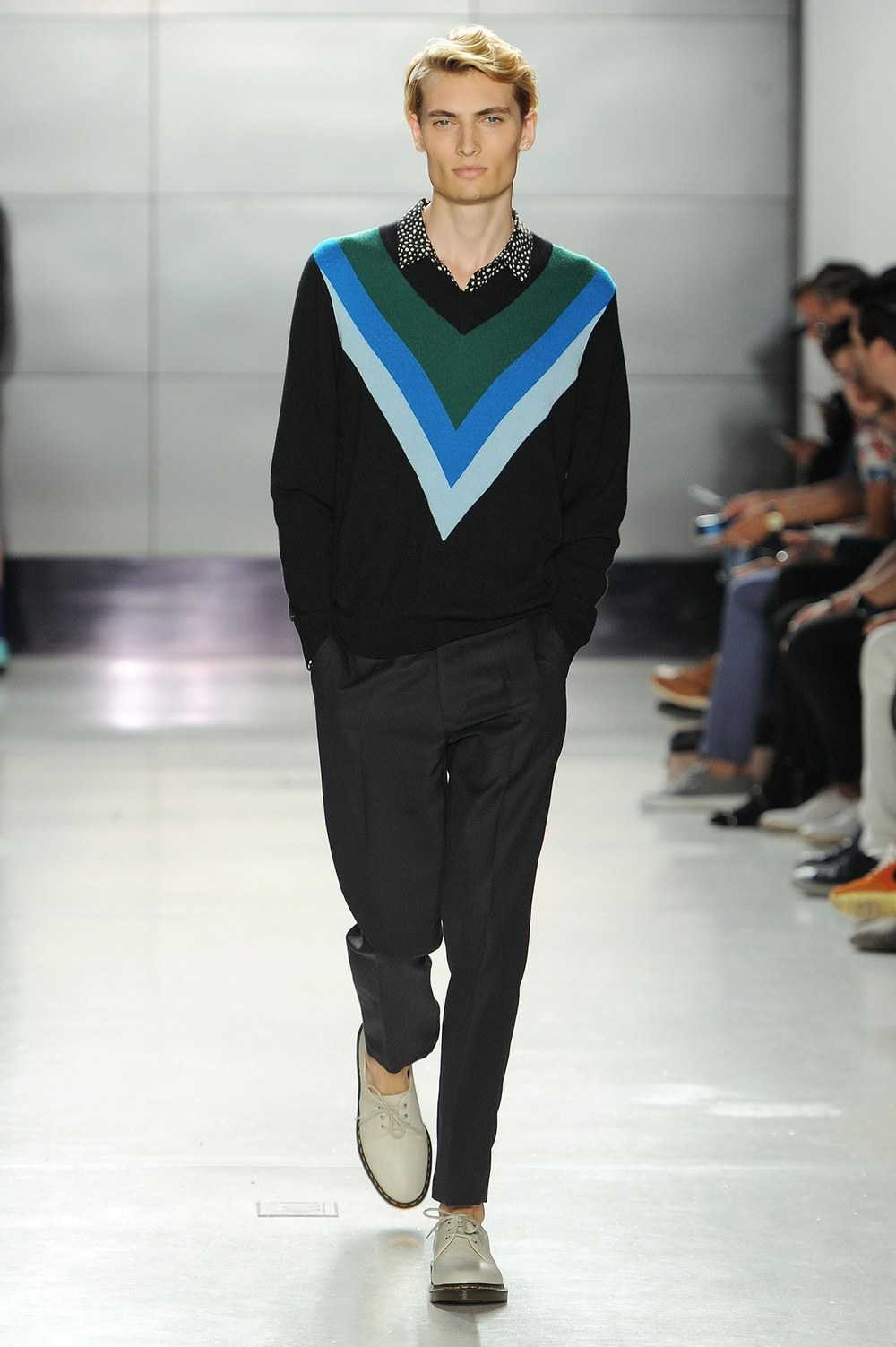 Timo Weiland Spring 2017 Menswear NYFWM