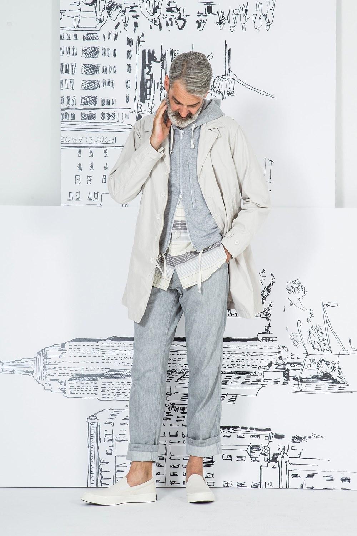 Engineered Garments Spring 2017 Menswear NYFWM