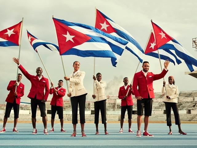 Christian Louboutin & Sporty Henri Cuba