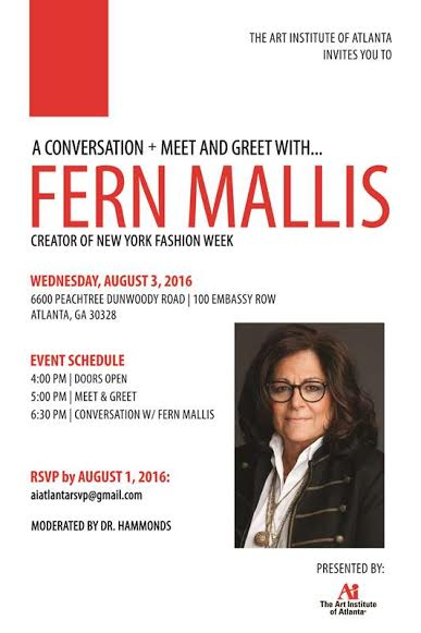 fern mallis nyfw fashion lives