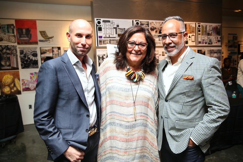 Alex R. Page, Fern Mallis & E. Vincent Martinez