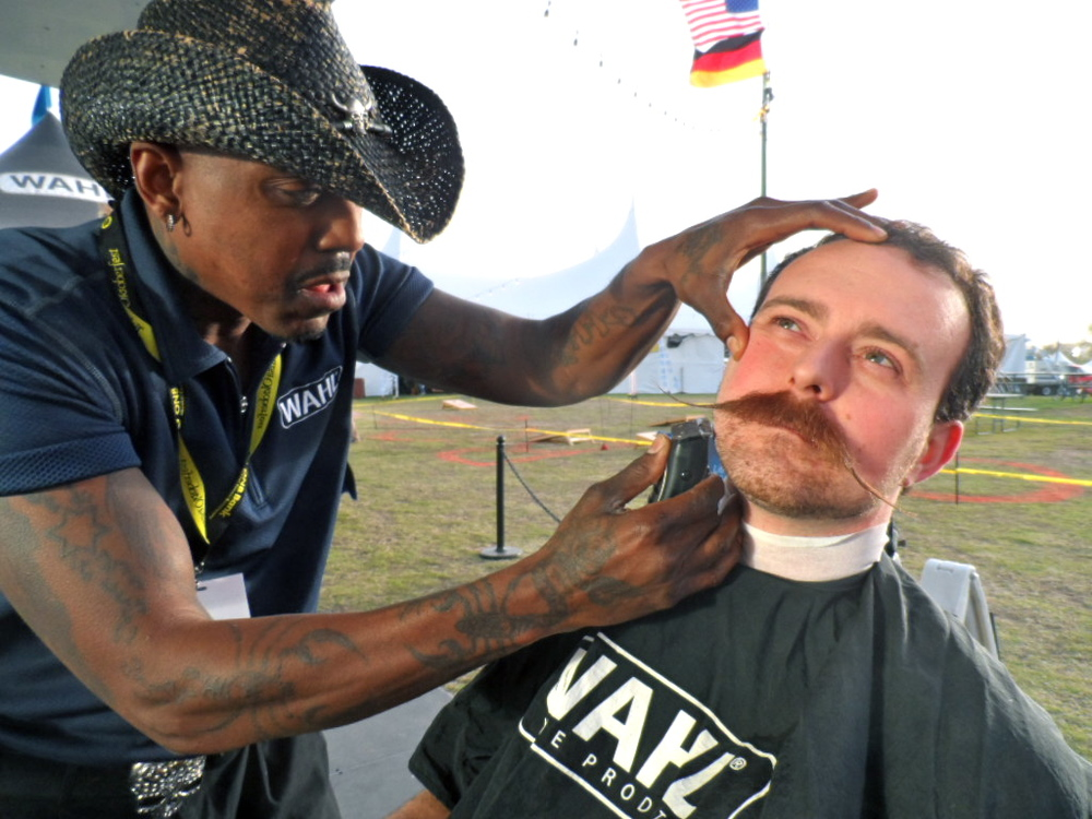 wahl beard contest