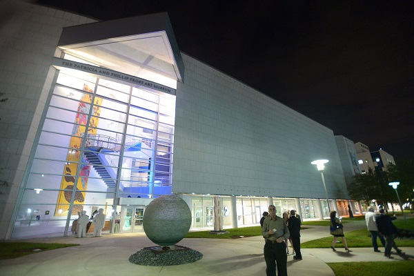 One of the largest free-standing art museums in Florida, the Patricia & Phillip Frost Art Museum at Florida International University was founded in 1977 and is the Smithsonian Affiliate in Miami. The museum's new lakeside building debuted in 2008, designed by Yann Weymouth (the chief of design on the I.M. Pei Grand Louvre Project). With 46,000 square feet of energy efficient exhibition, storage, and programming space, the museum was honored with LEED silver certification.