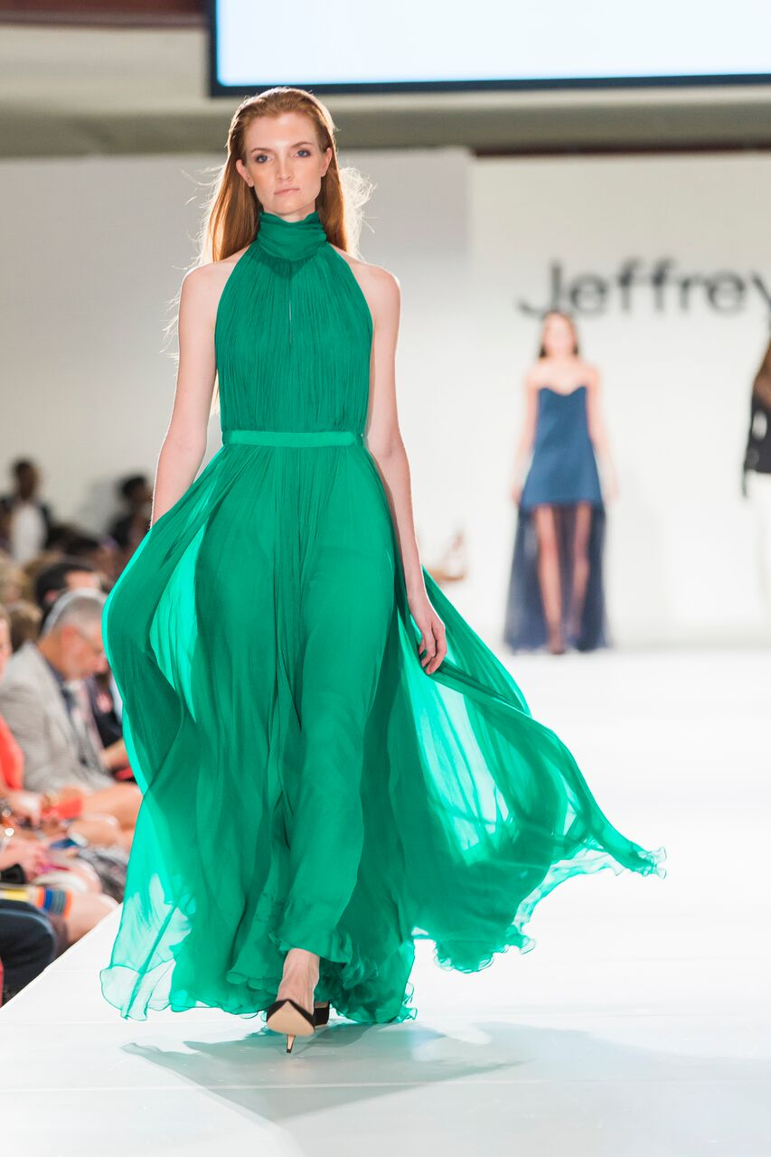 Jeffrey Fashion Cares 2016