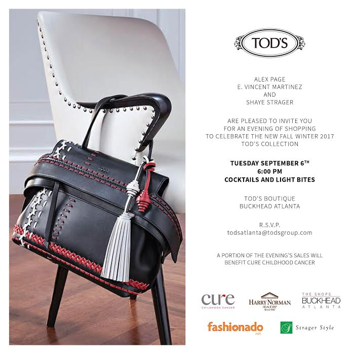 tod's shoes & bags