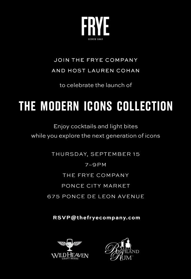 modern icons frye company laren cohan fashionado