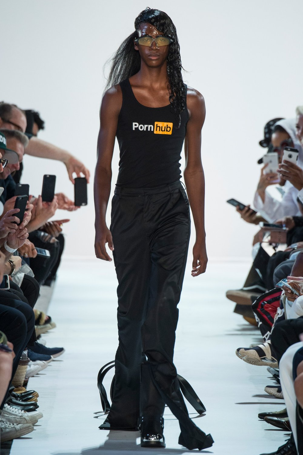 Hood By Air NYFW fashionado