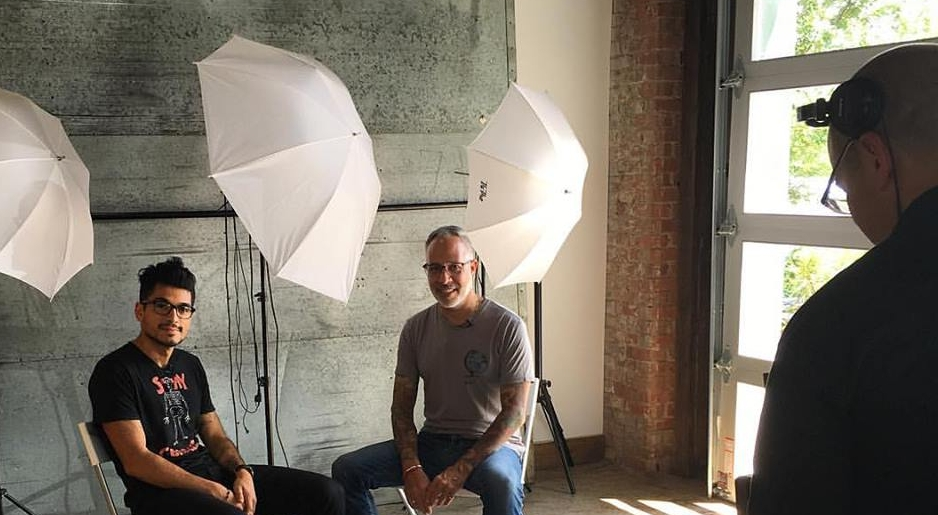 Alex Torrey Umano Clothing & E. Vincent Martinez