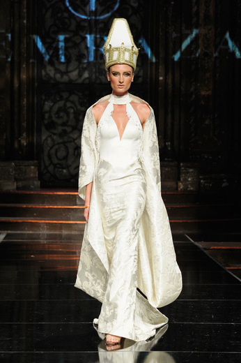 temraza Rise of the Pharaohs NYFW