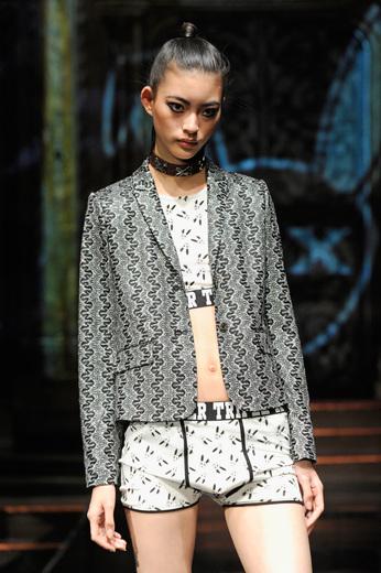 mister triple x art hearts fashion nyfw
