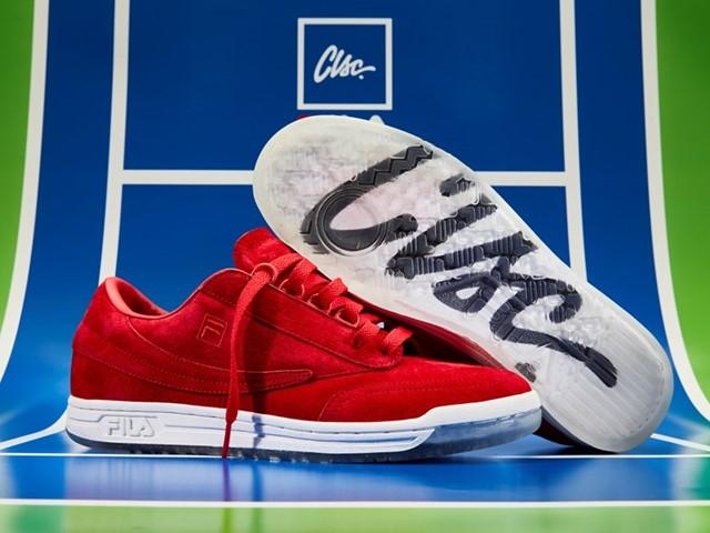 fila clsc sneaker fashionado