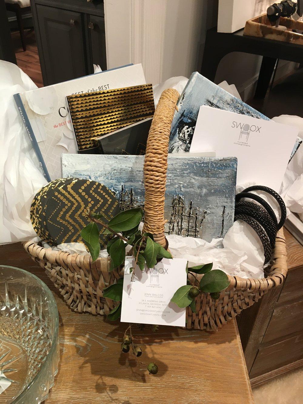 Swoox Gift Basket