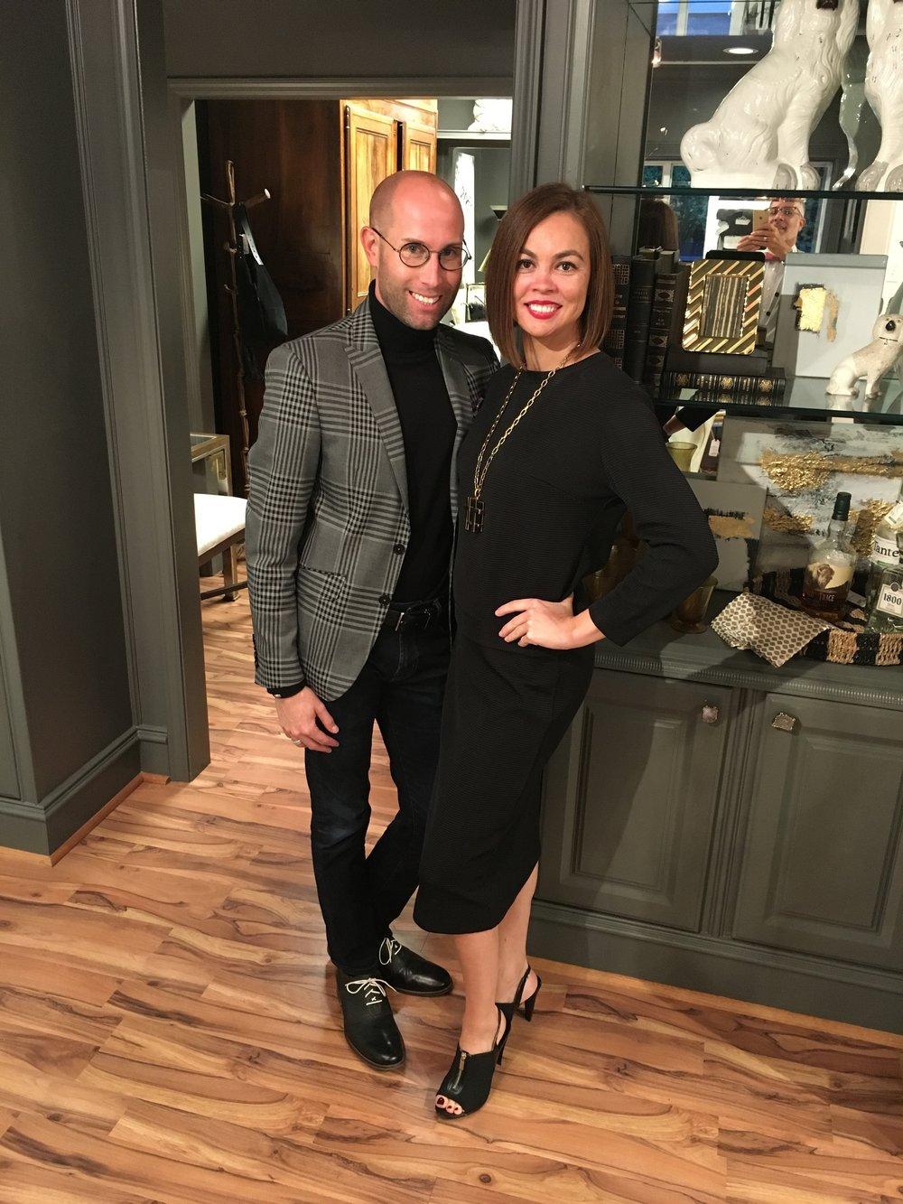 Alex R. Page & Jennifer Balcos