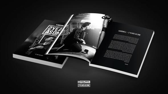 hardwell photobook dj
