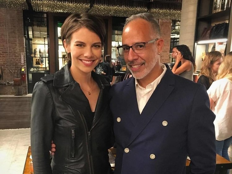 FRYE's Modern Icons with The Walking Dead's Lauren Cohan