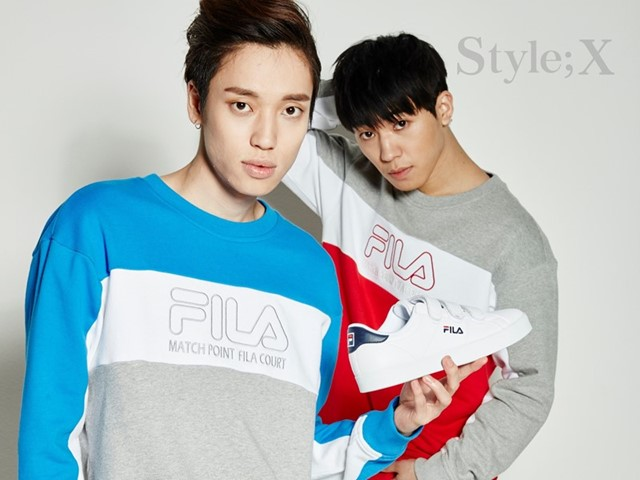 FILA Korea back to school 2017