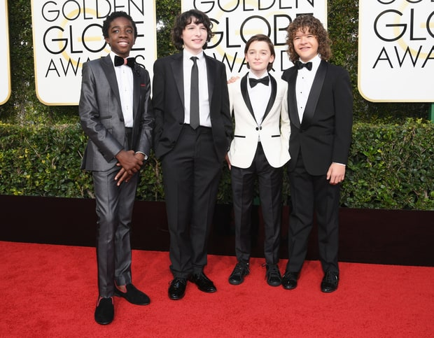'Stranger Things' Boys