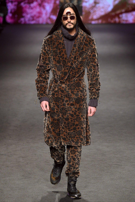 ETRO Fall 2017 Menswear