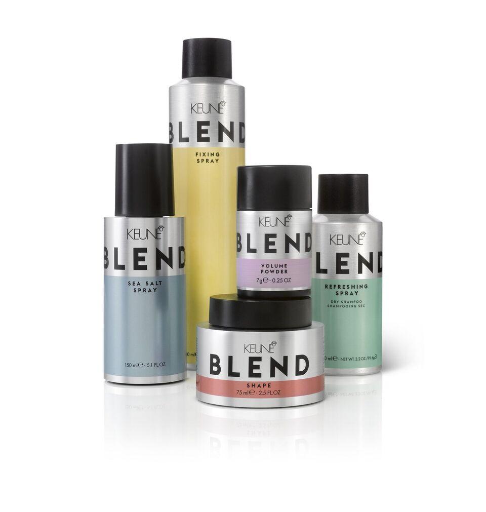 keune hair blend fashionado