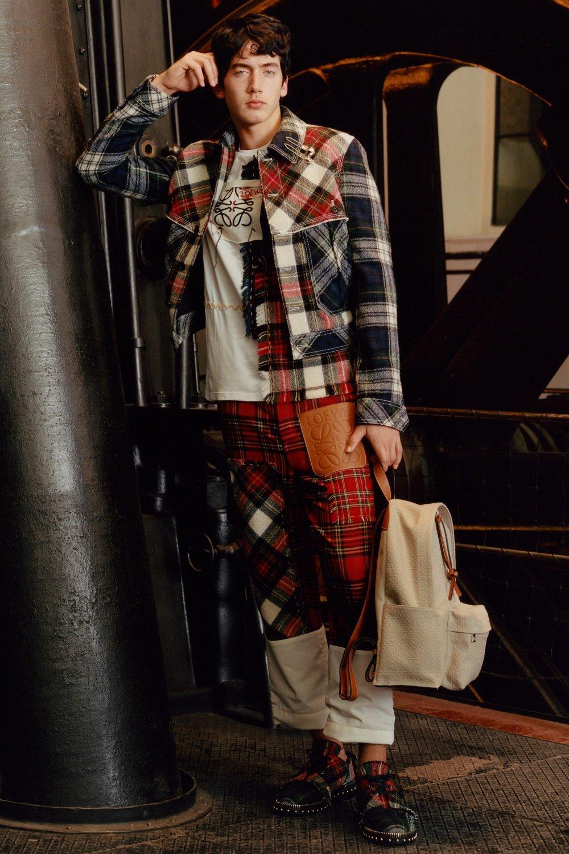 Loewe Fall 2017 Menswear