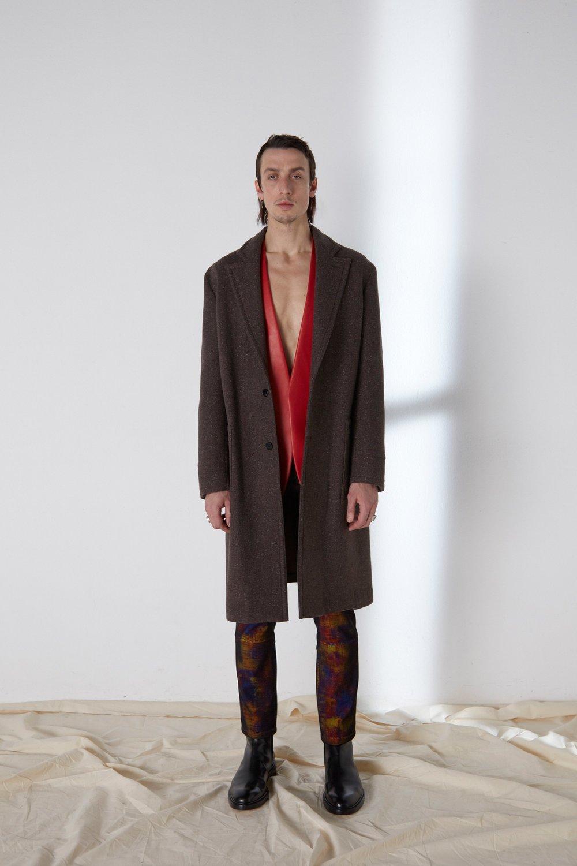 Maison Margiela Fall 2017 menswear