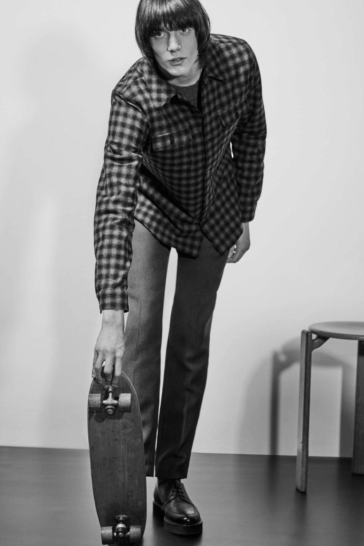 A.P.C. Fall 2017 Menswear