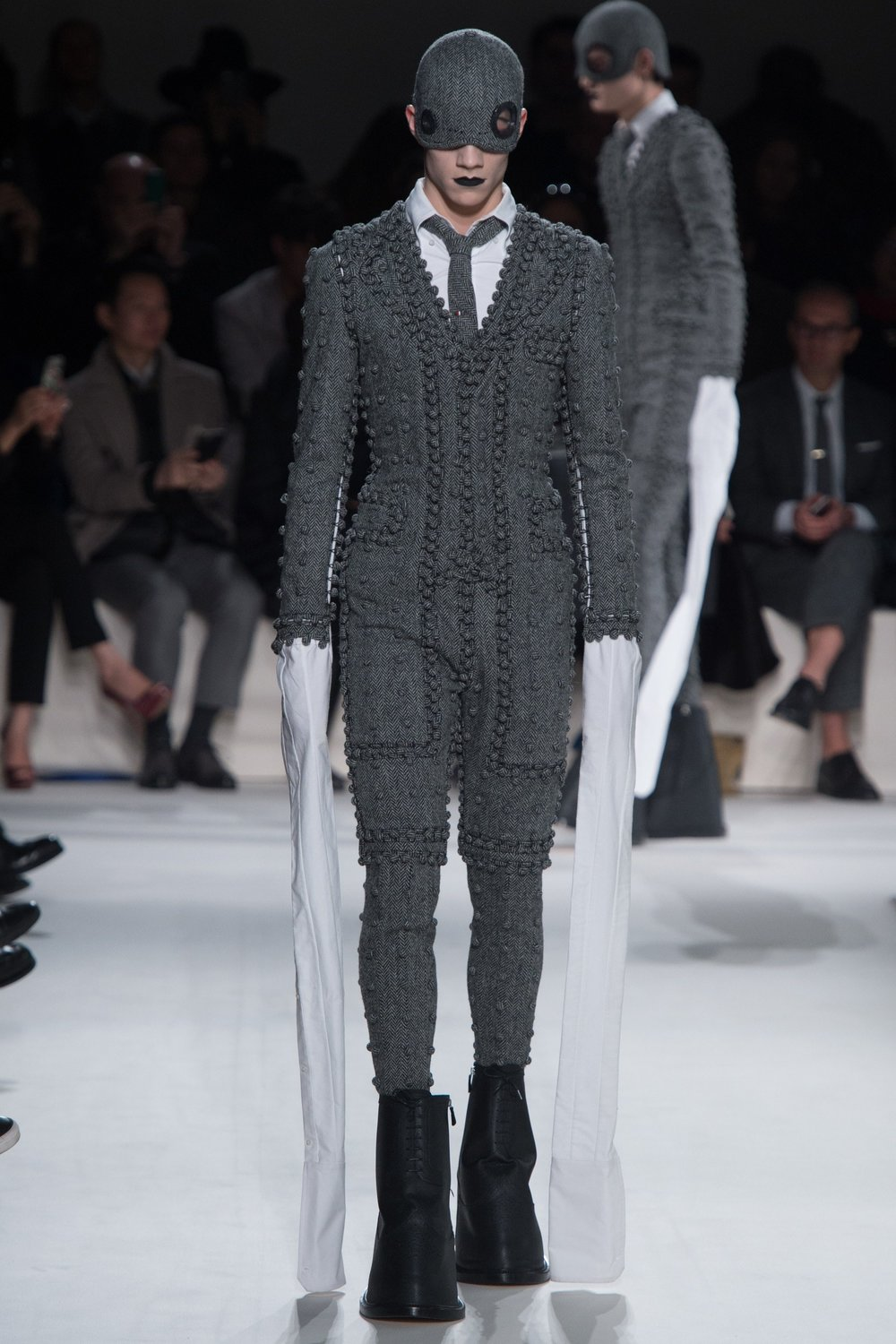 Thom Browne Fall 2017 Menswear