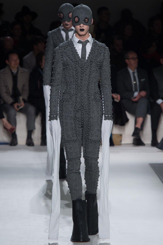 Thom Browne Fall 2017 Menswear