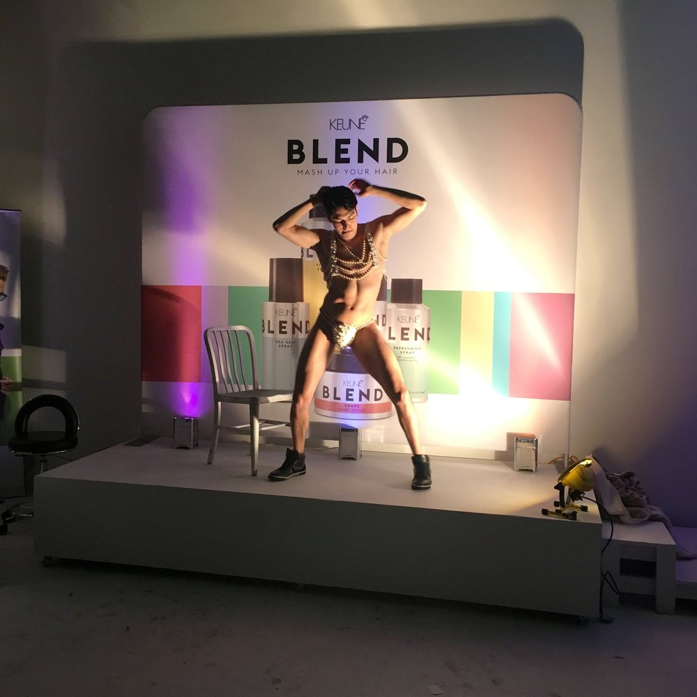 Keune Haircosmetics' Atlanta BLEND Launch Party a Success