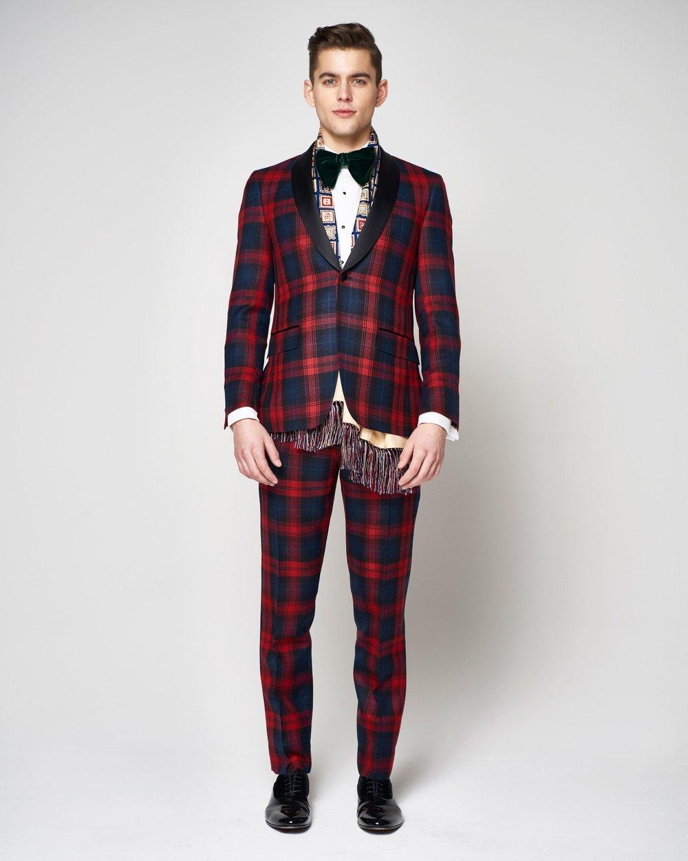 David Hart Fall 2017 Menswear