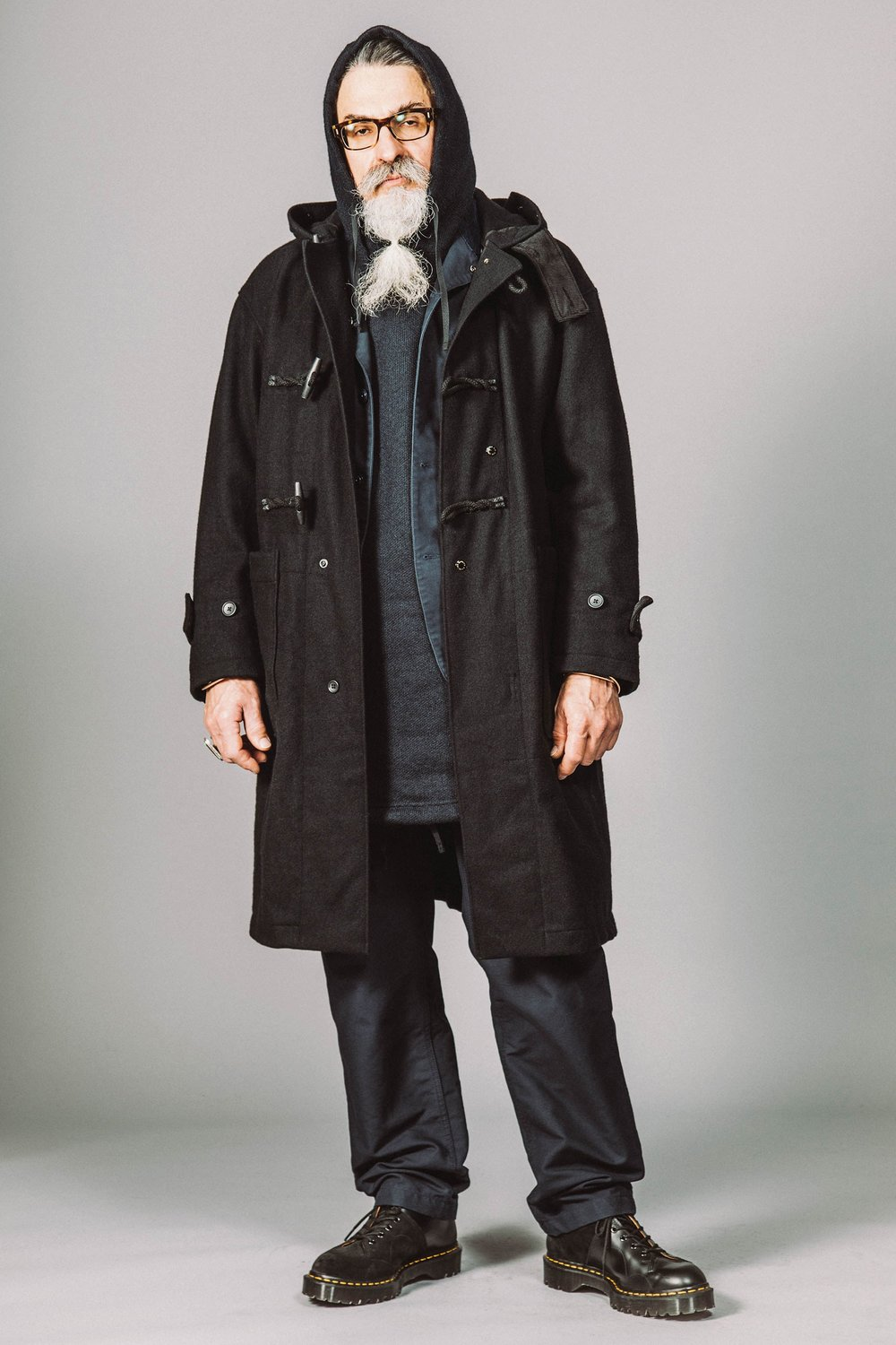 Engineered Garments Fall 2017 Menswear