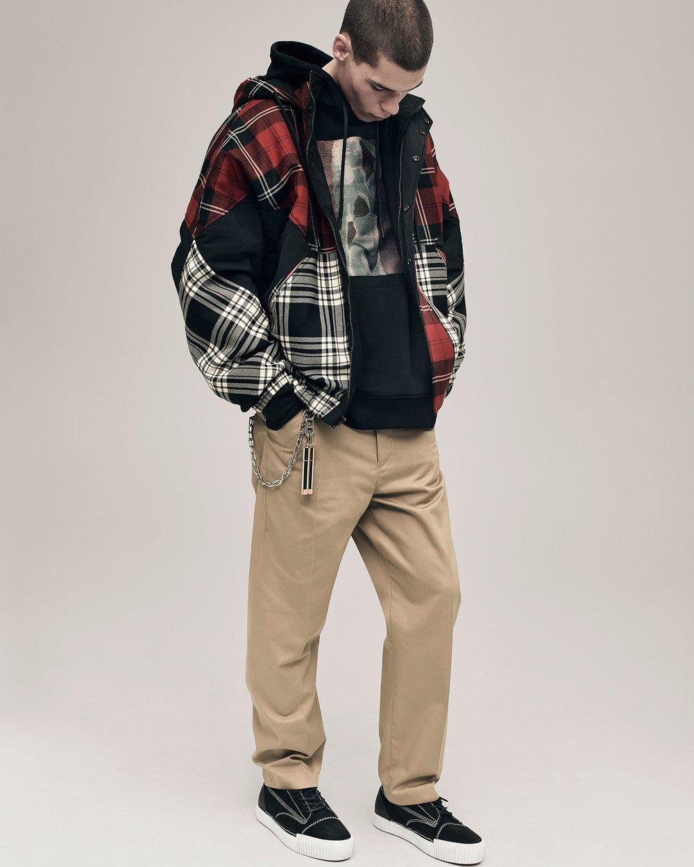 Alexander Wang Spring 2017 Menswear