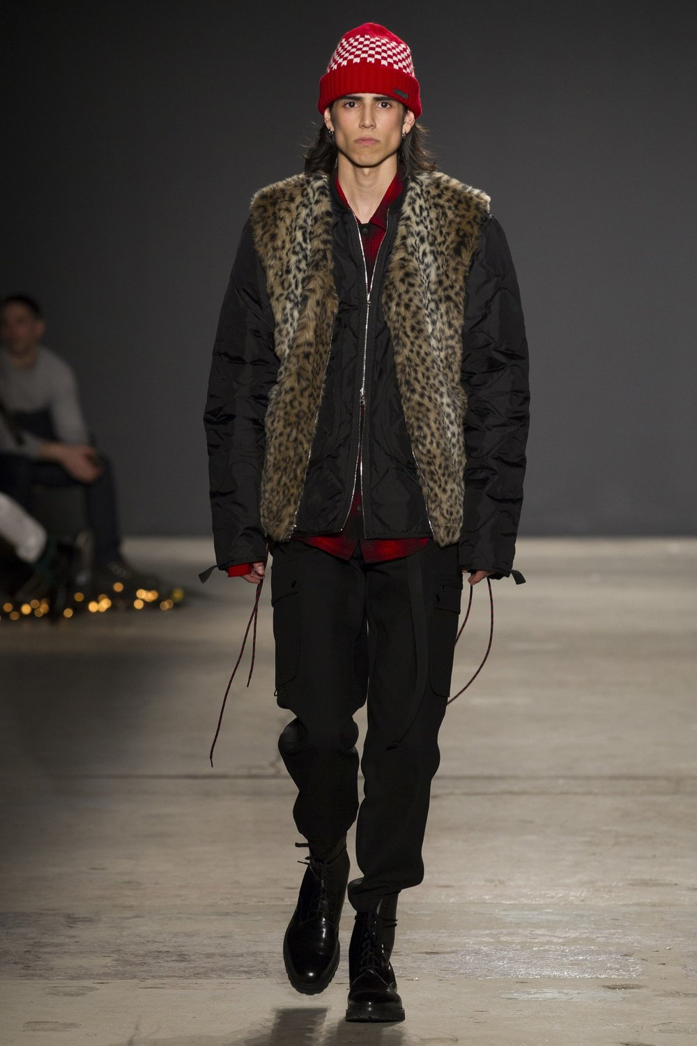 Ovadia & Sons Fall 2017 Menswear