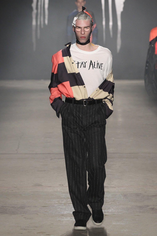 Rochambeau Fall 2017 Menswear