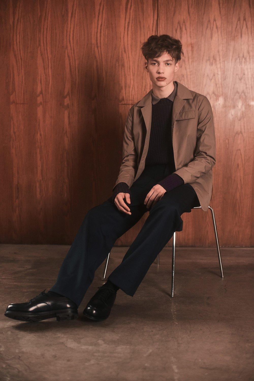 Orley Fall 2017 Menswear