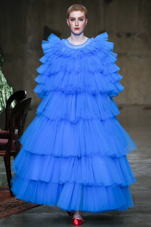 Molly Goddard nyfw fashionado 2017